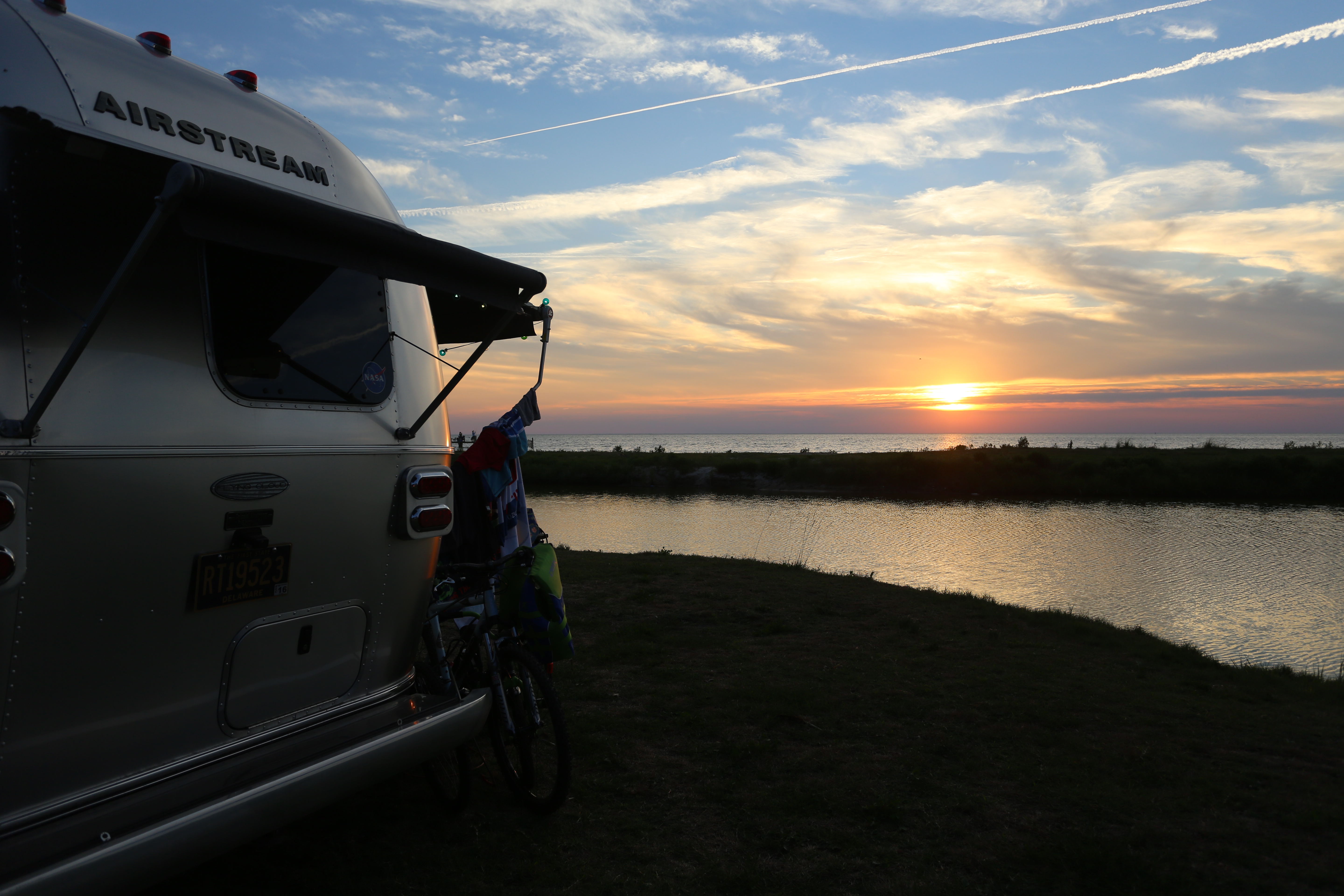 Rent an Airstream named Aolani this Summer