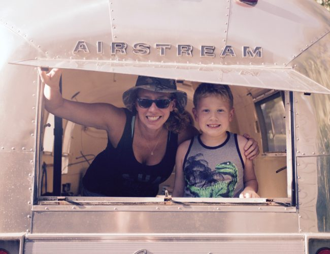 Kenny Chesney Song - Learning How to Build a Better Boat, or in my case, an Airstream