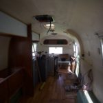 Airstream Renovation Before and After 1968 1969 Airstream Overlander International
