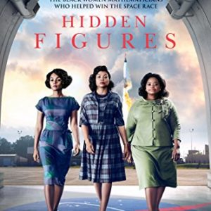 Hidden Figures should have always been fiction, but even today it is not. It's only together that we can make a difference in the fight for women's rights.
