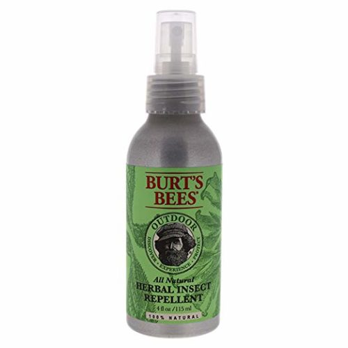 Burts Bees still wins for my favorite all-natural herbal insect repellent. Burts bees is the best natural mosquito repellent I've found.