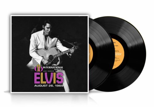 Elvis is still the King of cool and loves to travel on the Toasters Adrift. All vintage Airstreams need LP players.